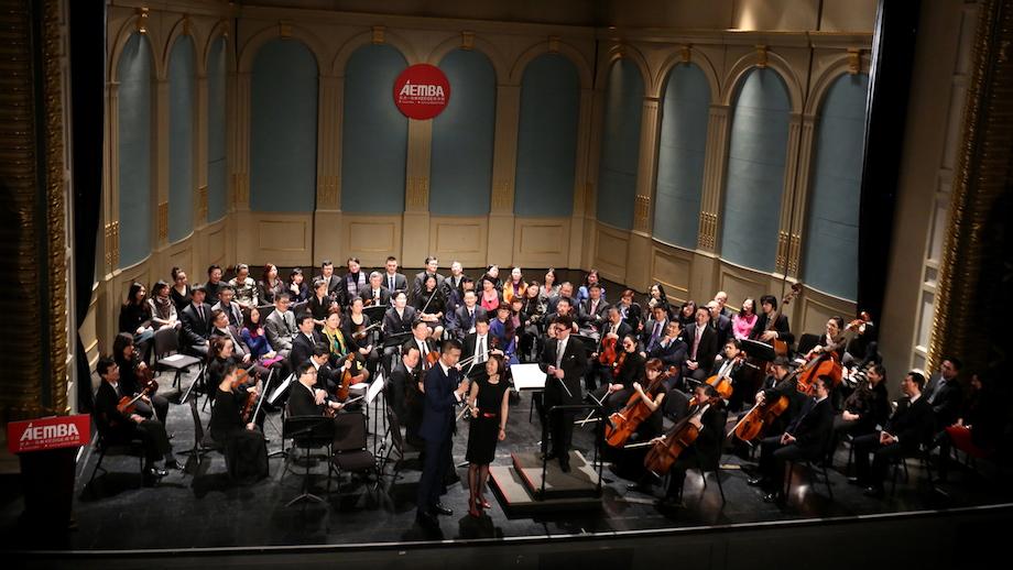 KEDGE商学院创新课程体验,用新年音乐会诠释领导力