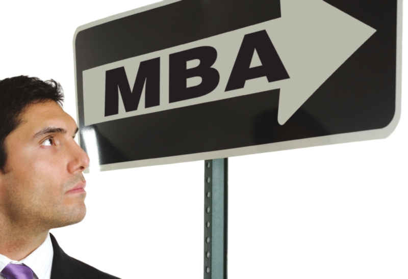 Getting an MBA in China