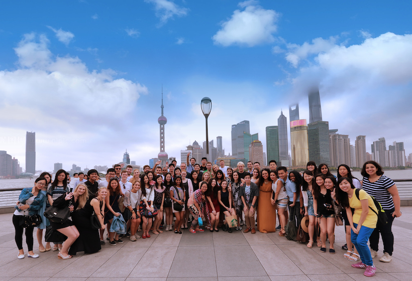 China beyond your imagination? Foreign students of SJTU Global Summer Program exploring Chinese business and culture