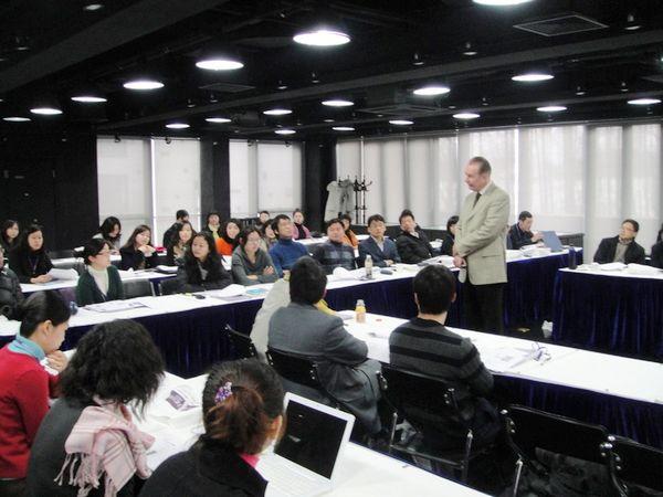 同济-曼彻斯特MBA双学位项目主任徐勤博士谈同济-曼彻斯特MBA双学位项目申请