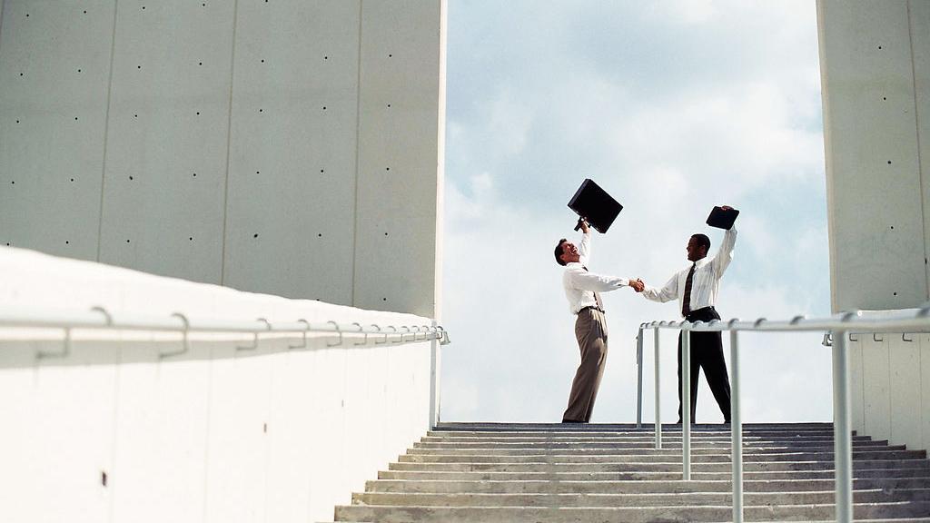 复旦-BI英文在职国际MBA学生行走在美国