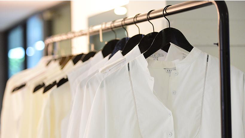 金领Style 职业白衬衫的新穿法