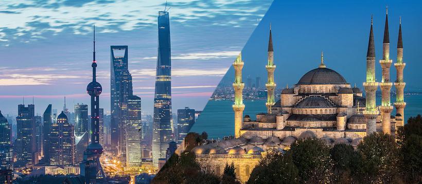 一个土耳其人在上海 -商学院大百科访法国马赛KEDGE商学院MBA学生Ziya Boro