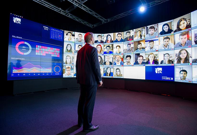 西班牙IE商学院打造虚拟教室    开启科技引领教育新篇章