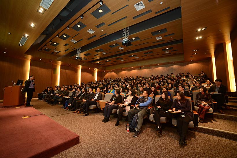 企业创新推动中国制造业转型升级 同济大学MBA名师讲座成功举办