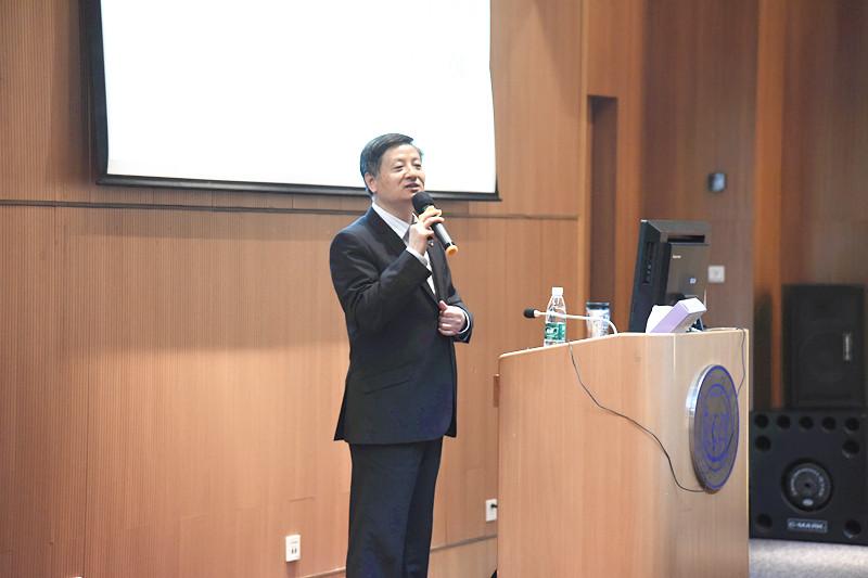 同济MBA特邀人力资源专家陈养铃畅谈MBA职业生涯规划