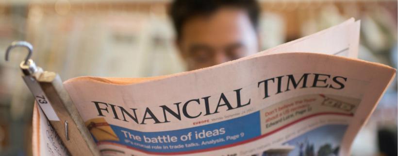 2018《金融时报》在线MBA排行榜揭晓,亚洲地区无校上榜