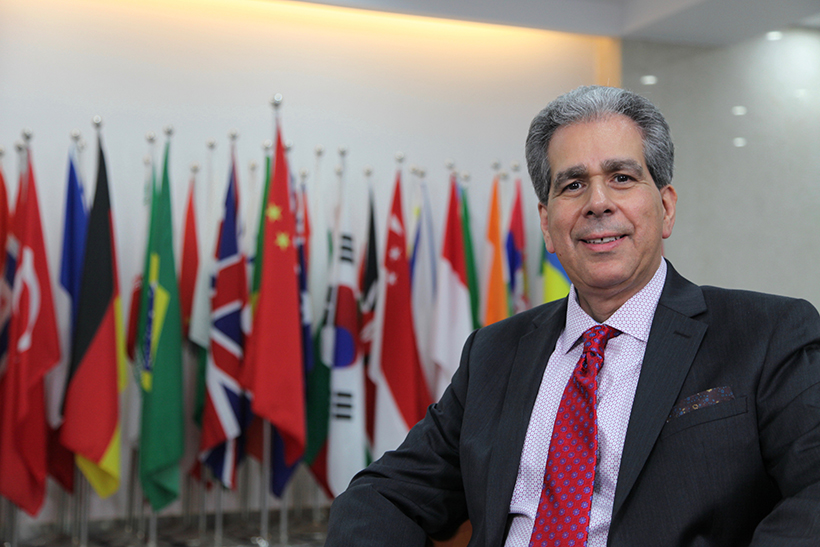 EMBA的发展可以依靠竞争对手的互相帮助--商学院大百科专访全球EMBA委员会执行董事Michael DESIDERIO先生