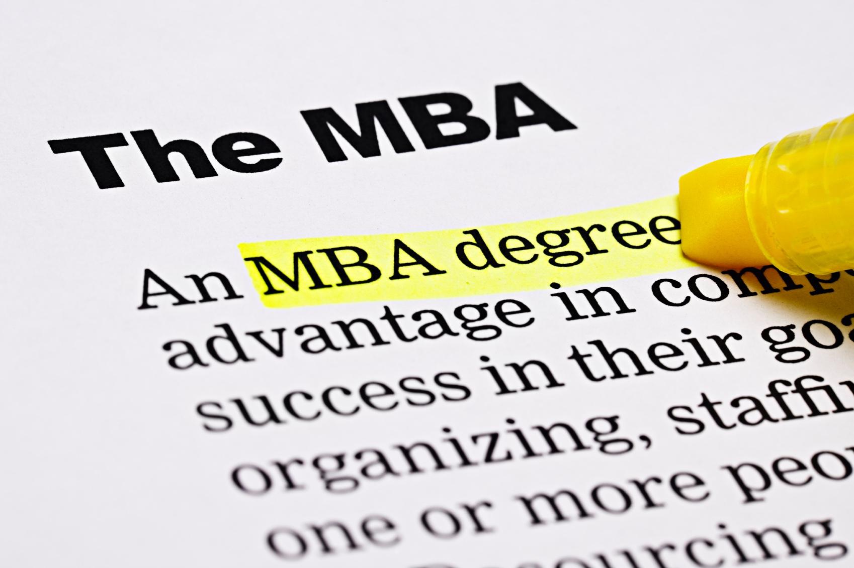 有关MBA那些事,真的就只有联考一条路吗? 春节假期归来,写给焦急等MBA通知的你