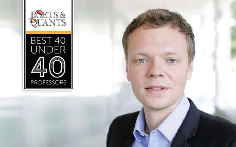 名师简历   UBC入选全球40位40岁以下最杰出商学院教授:Yann Cornil