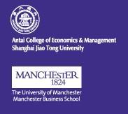 上海交通大学-英国曼彻斯特大学管理学博士学位(DBA)教育项目